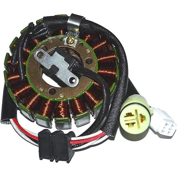 ATV Stator For Yamaha Raptor 660 YFM660 2001 2002 2003 2004 2005 Generator