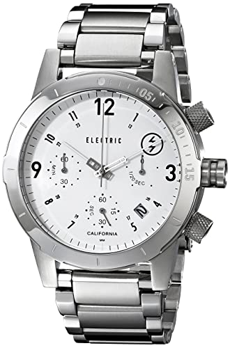 Electric Men s FW02 SS Fashion Watch