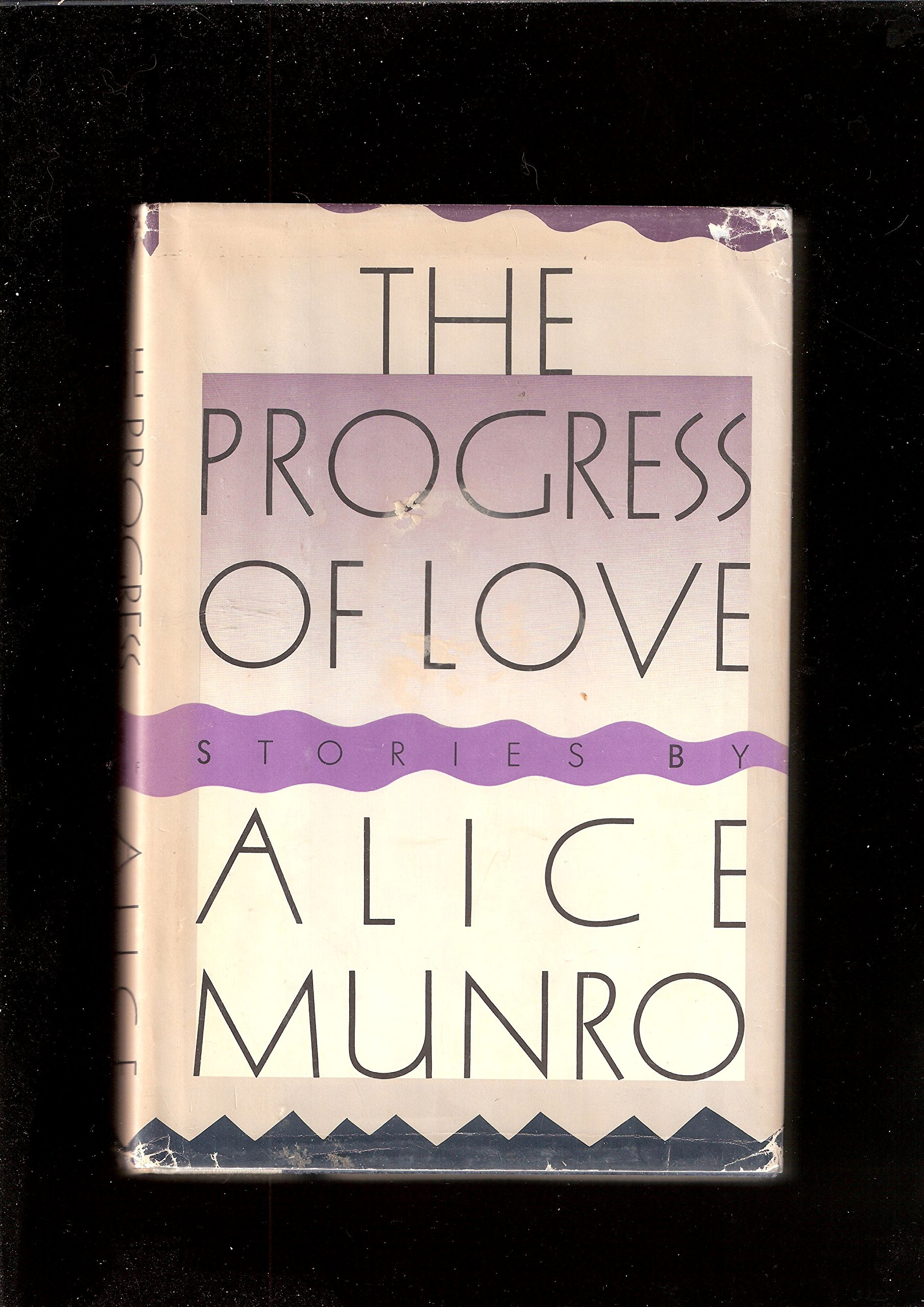 The Progress of Love., Munro, Alice