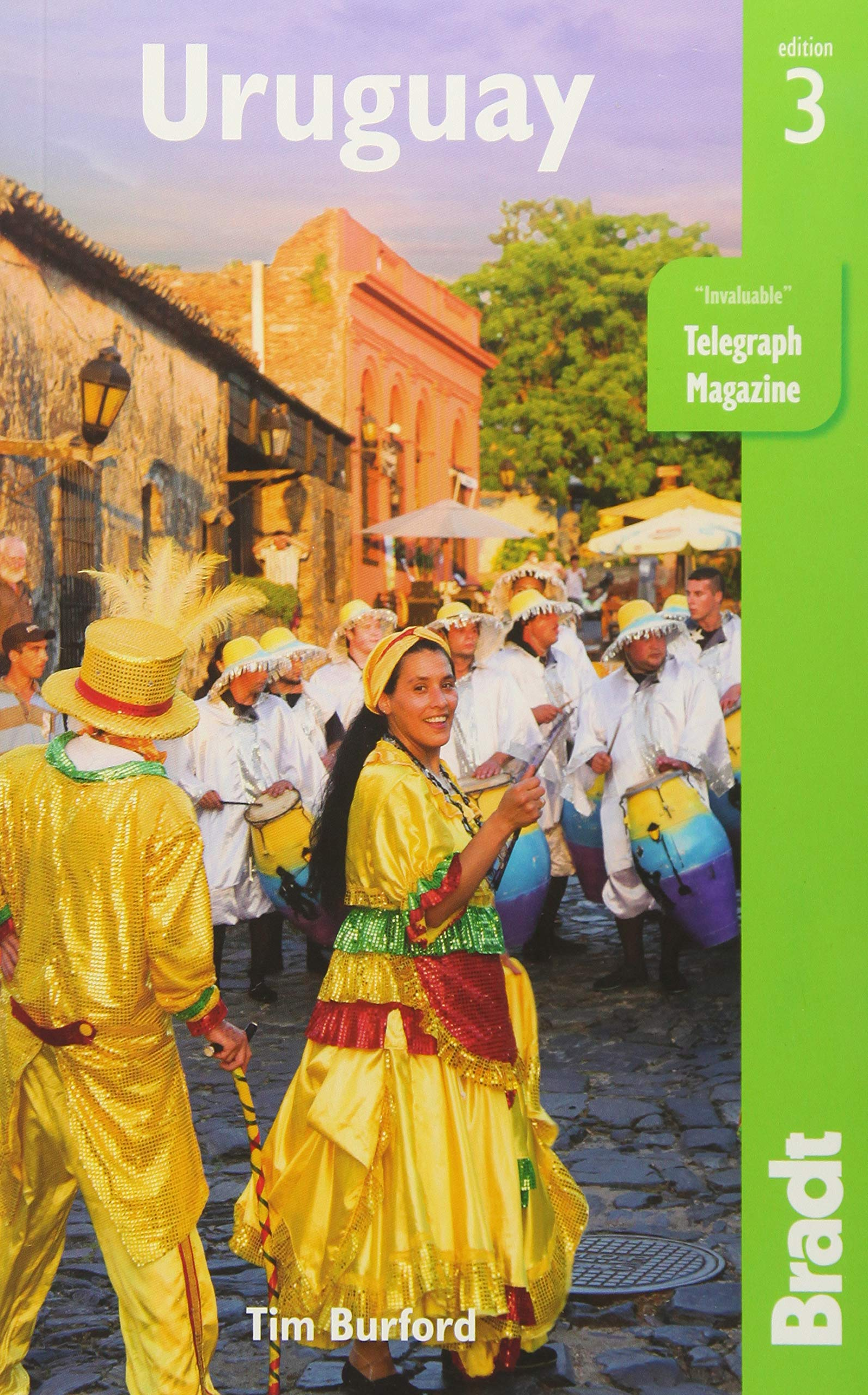 Uruguay (Bradt Travel Guides): Amazon.es: Tim Burford: Libros en idiomas extranjeros