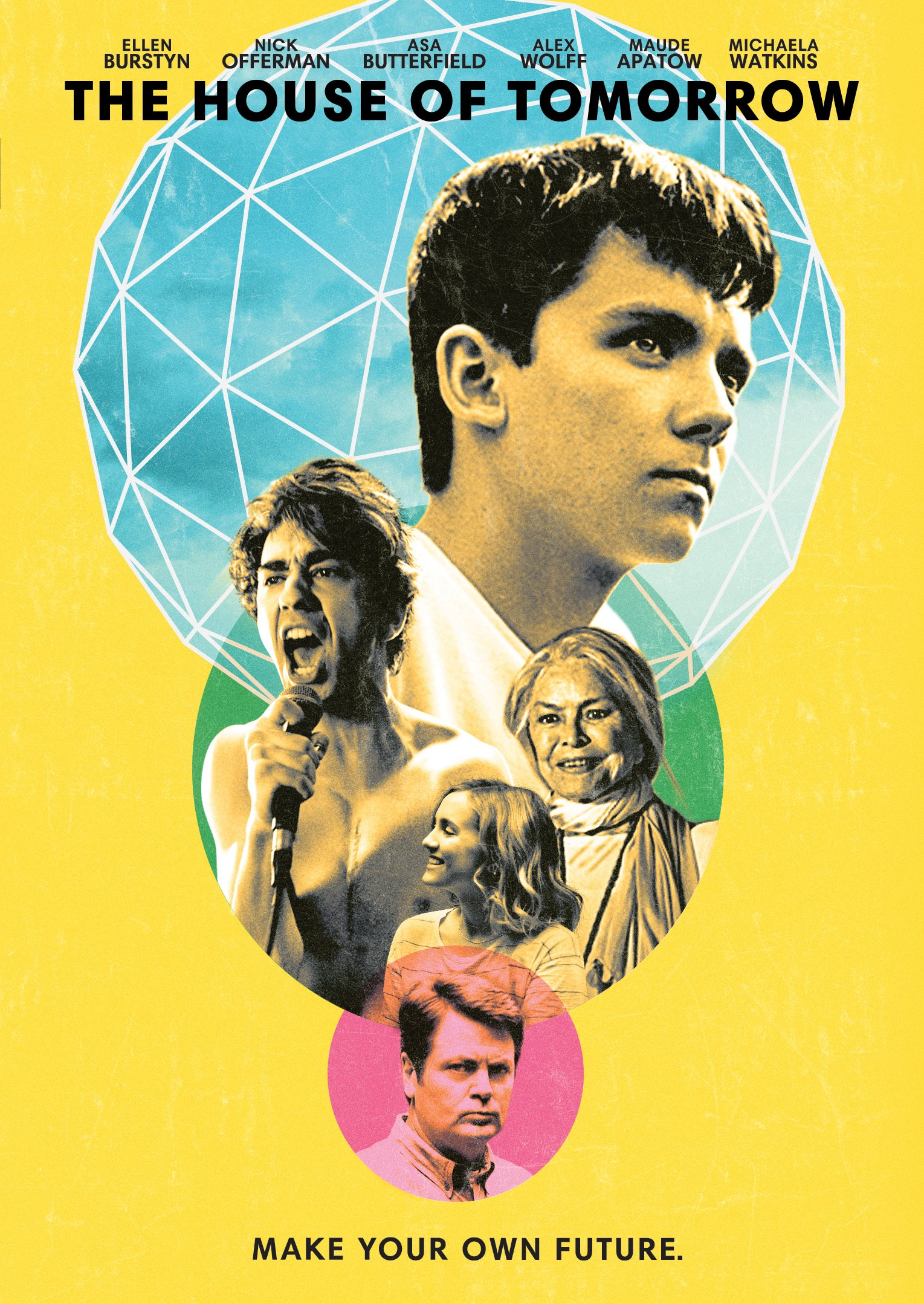 DVD : The House Of Tomorrow (Widescreen)
