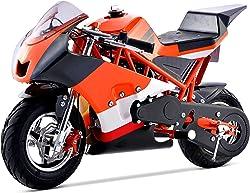2018 Mini Gas Pocket Bike On 40cc