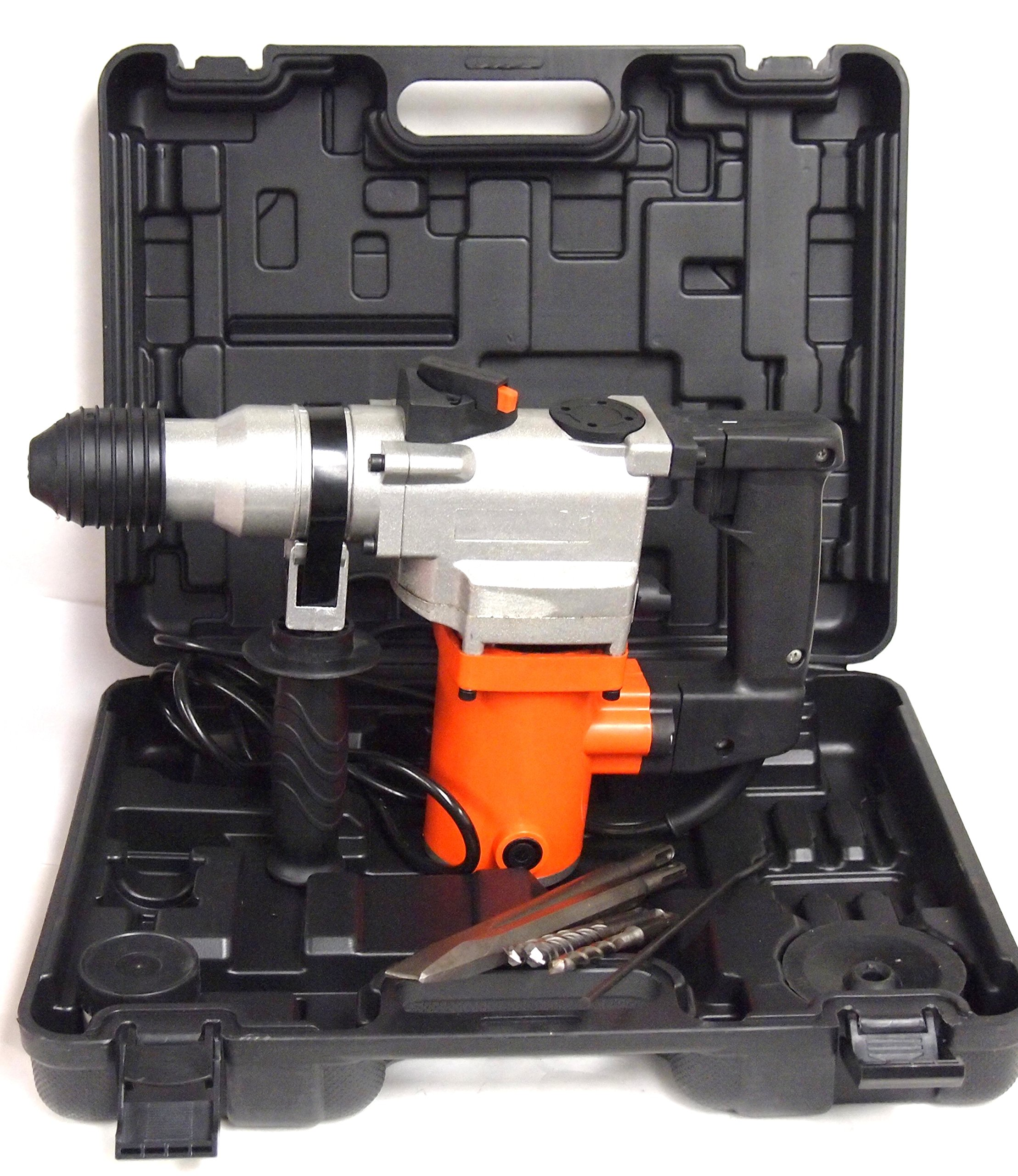 1'' SDS Plus Rotary Hammer Drill 3 Functions