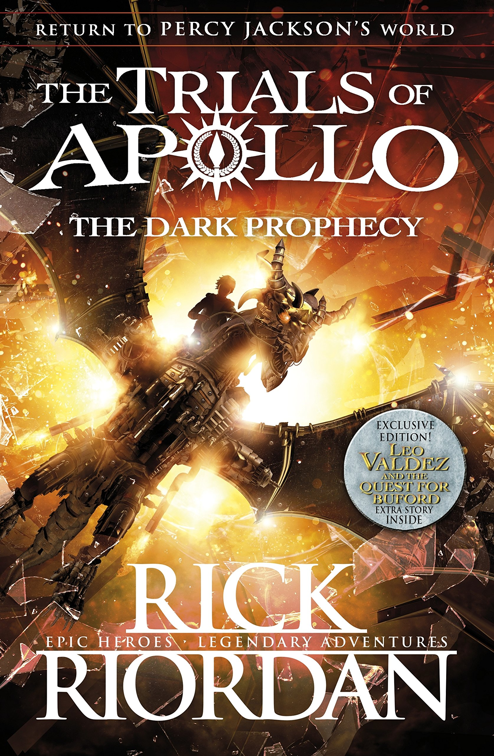 Rick Riordan Heroes Of Olympus Epub