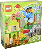 LEGO DUPLO - Jungle Set - Age 2-5 - 86 Pieces - 10804