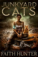 Junkyard Cats Kindle Edition