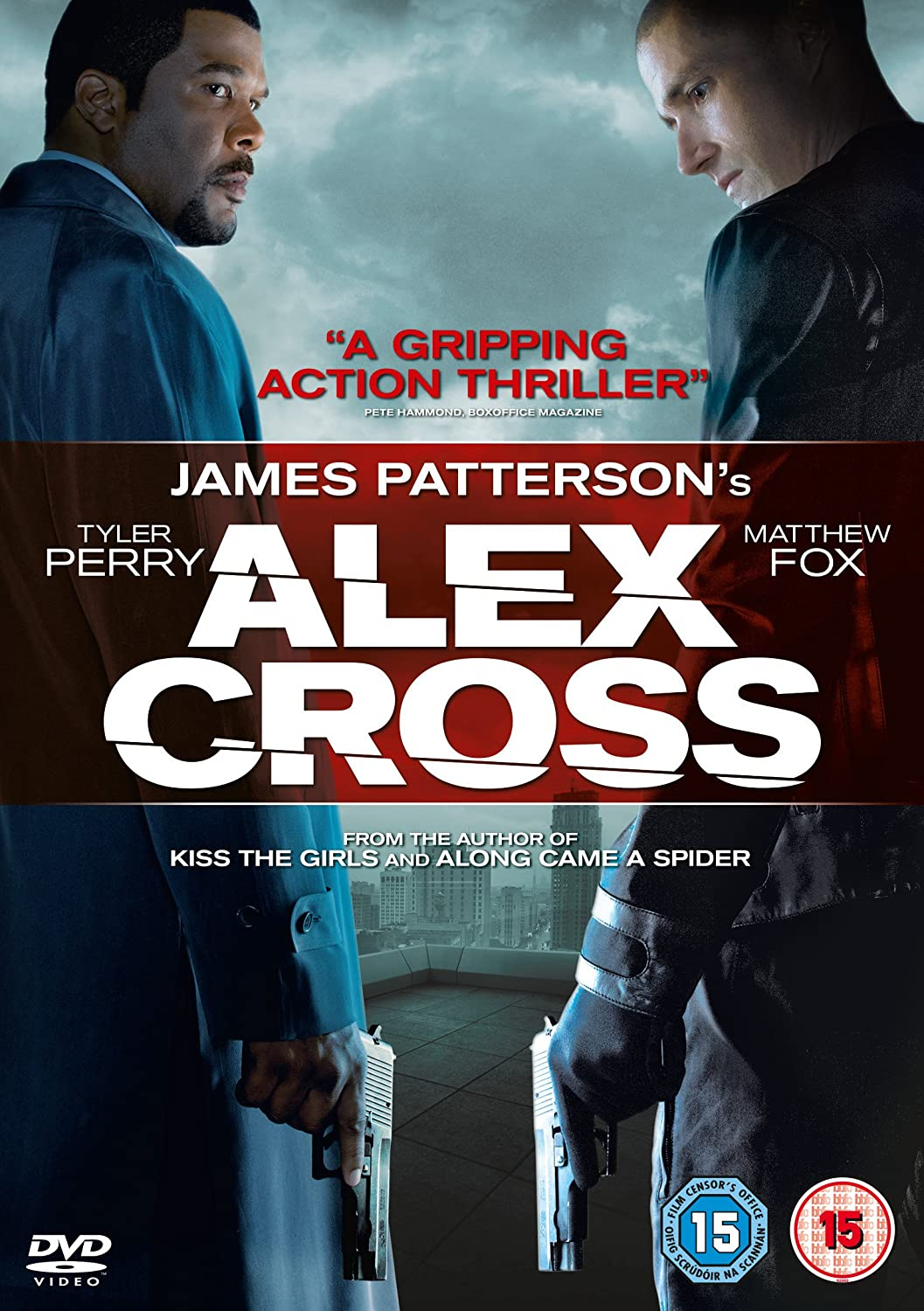 Detectivul Alex Cross de James Patterson
