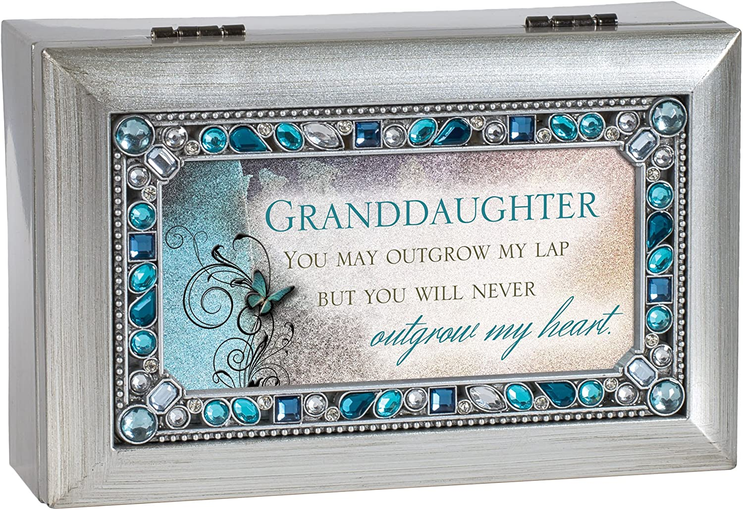 Top 10 Cottage Garden Music Keepsake Box