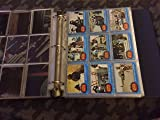 3 complete sets of first Original Star Wars, Empire cards, 2 sticker sets
