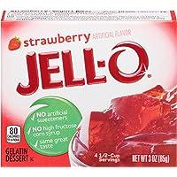 Jell-O, Gragea de jalea (Fresa) - 6