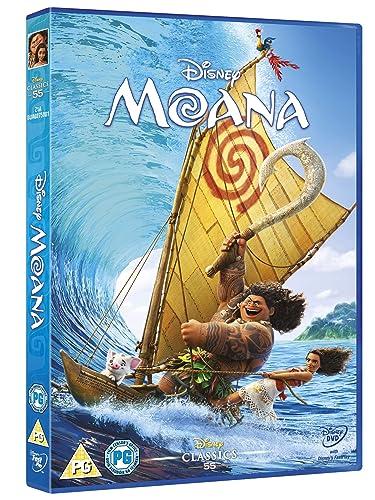 Moana [Italia] [DVD]: Amazon.es: Ron Clements, Don Hall ...