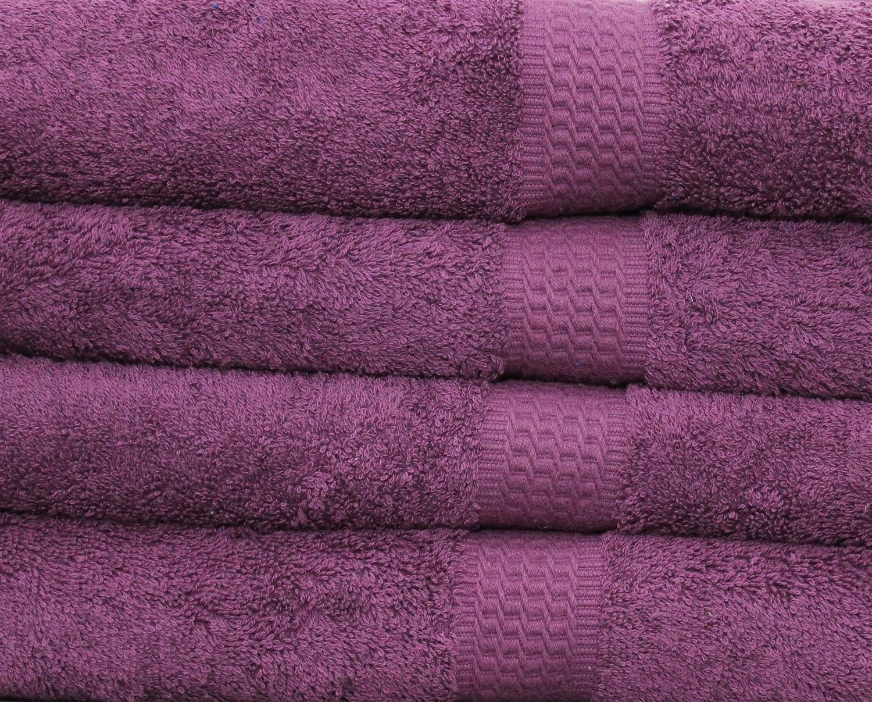 Uni Farben Handtuch Badetuch Duschtuch G/ästetuch 500g//m2 reine Baumwolle Anthrazit G/ästetuch 30x50