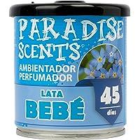 Paradise PER80133 Perfumador Lata Bebe, Color Azul