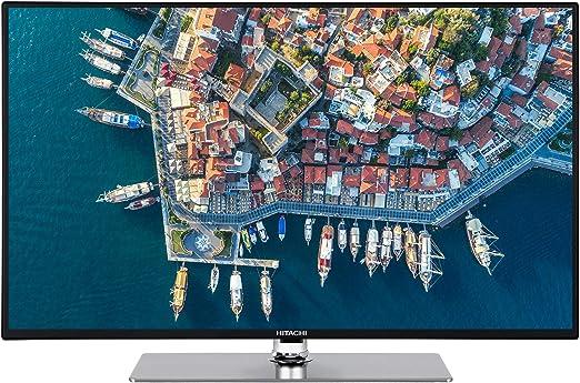 Hitachi Televisor inteligente F32L4001 (Full HD con Prime Video, listo para Alexa, Bluetooth, sintonizador triple, PVR) 32