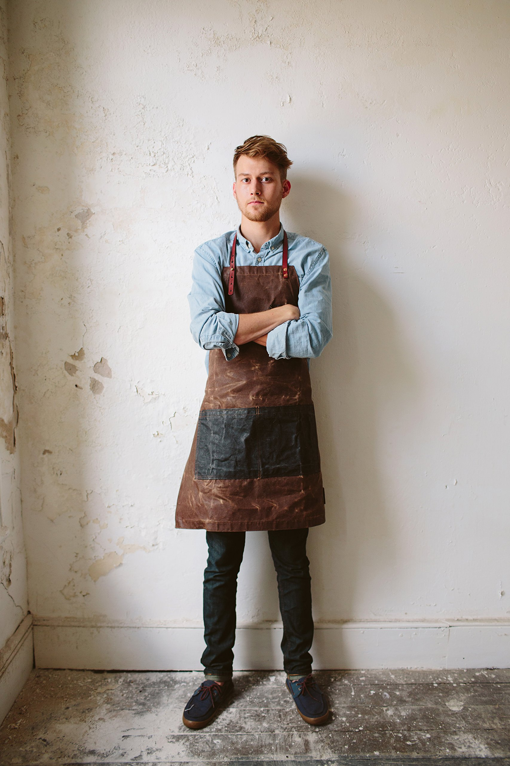 Charles Apron by Sturdy Brothers