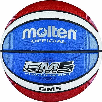 MOLTEN BGMX5 - C Pelota de Baloncesto: Amazon.es: Deportes y aire ...