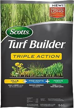 Scotts Turf Builder Triple Action, 50 lb