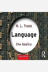 Language: The Basics Audible Audiobook