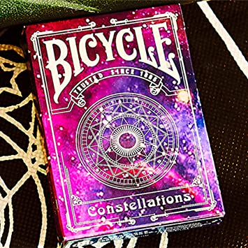 Amazon.com: Bicycle Constellations V2 Playing Cards by ...
