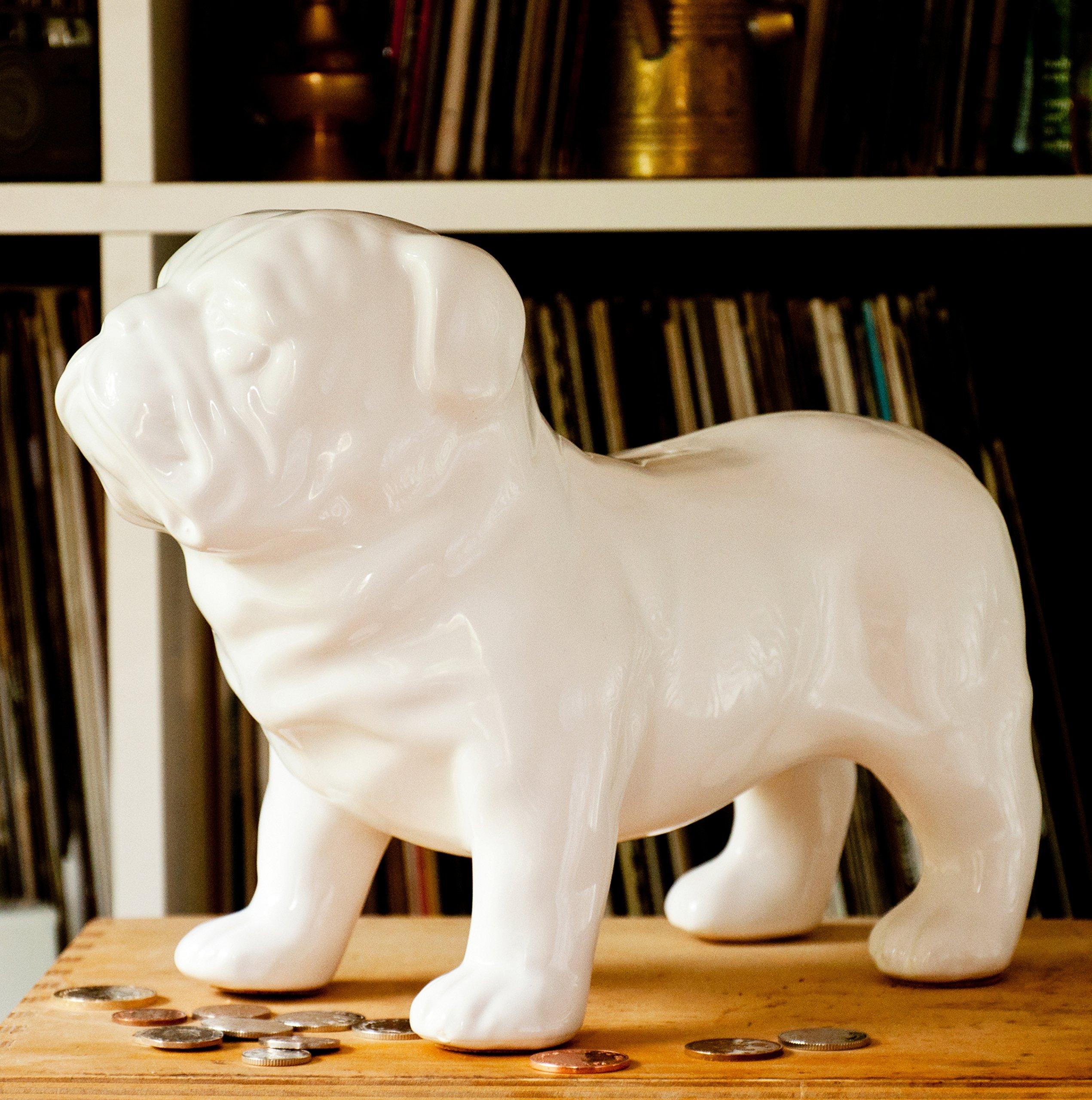 SUCK UK Ceramic Guard Dog Money Box by Suck UK (Image #3)