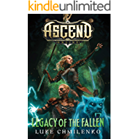 Legacy of the Fallen (Ascend Online Book 3) book cover