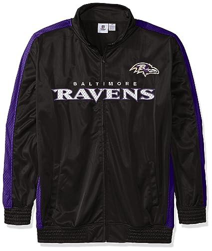 96e9e5afa Amazon.com   NFL Men s Big   Tall Team Track Jacket   Sports   Outdoors