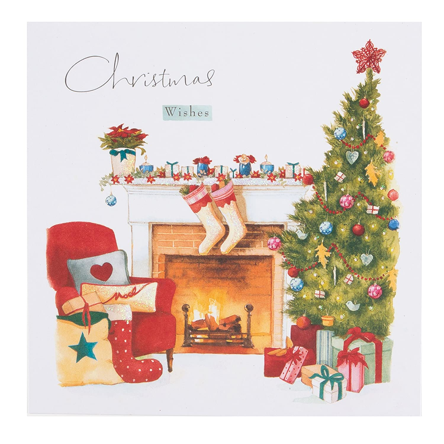 Hallmark Christmas Charity Multipack Cards Traditional Design Pack