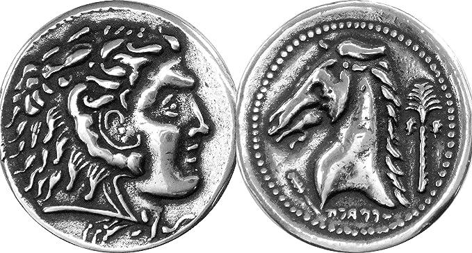 Griechische Götter Und Göttinnen Collection 4 G Münzen Von Alexander
