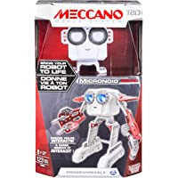 Meccano Micronoid Model Kit Red