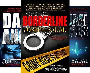 Lassiter/Martinez Case Files (3 book series) Kindle Edition