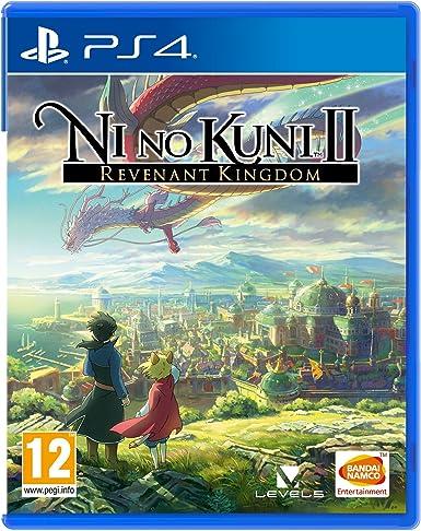 Ni No Kuni II: Revenant Kingdom - PlayStation 4 [Importación inglesa]: Amazon.es: Videojuegos
