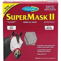 Farnam SuperMask II Horse Fly Mask for Horses