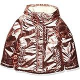 Amazon Brand - Spotted Zebra Girls' Warm Puffer Coat
