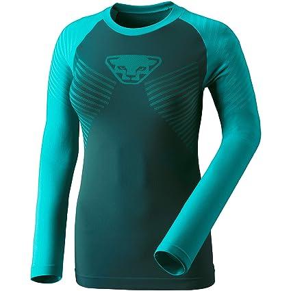 Salewa PUEZ DRY W L//S TEE Damen Shirt Langarmshirt Oberteil Sweatshirt