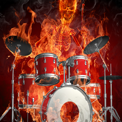 Drums: real drum set music games to play and learn - Apps ...