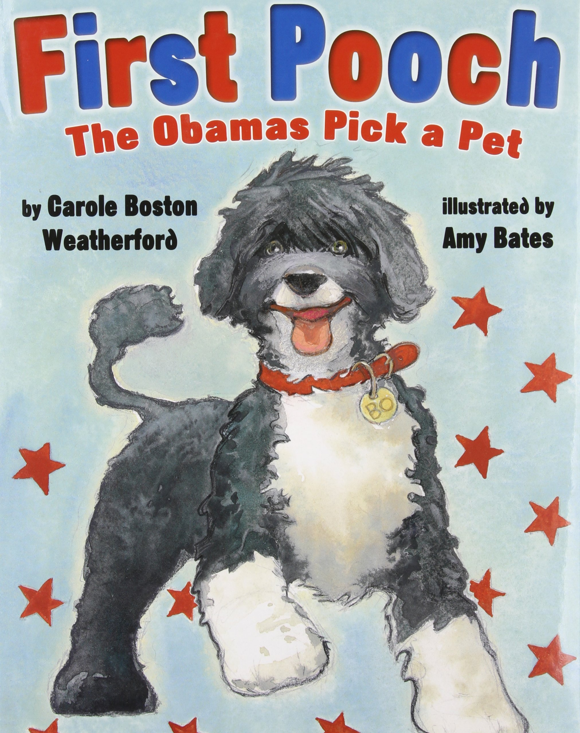 Download First Pooch: The Obamas Pick a Pet pdf