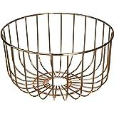 Torre & Tagus 910628A Symmetry Fruit Bowl, Short, Rose Gold