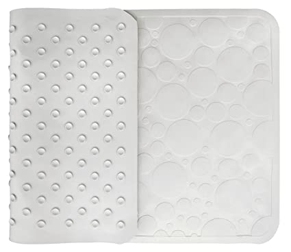Bathtub And Shower Non Slip Mat With Suction Cups To Prevent Slippage In  The Tub,