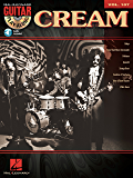 Cream Songbook: Guitar Play-Along Volume 107