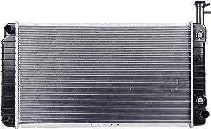 Spectra Premium CU2792 Complete Radiator for General Motors