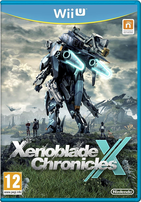 Nintendo XENOBLADE CHRONICLES X: Amazon.es: Electrónica