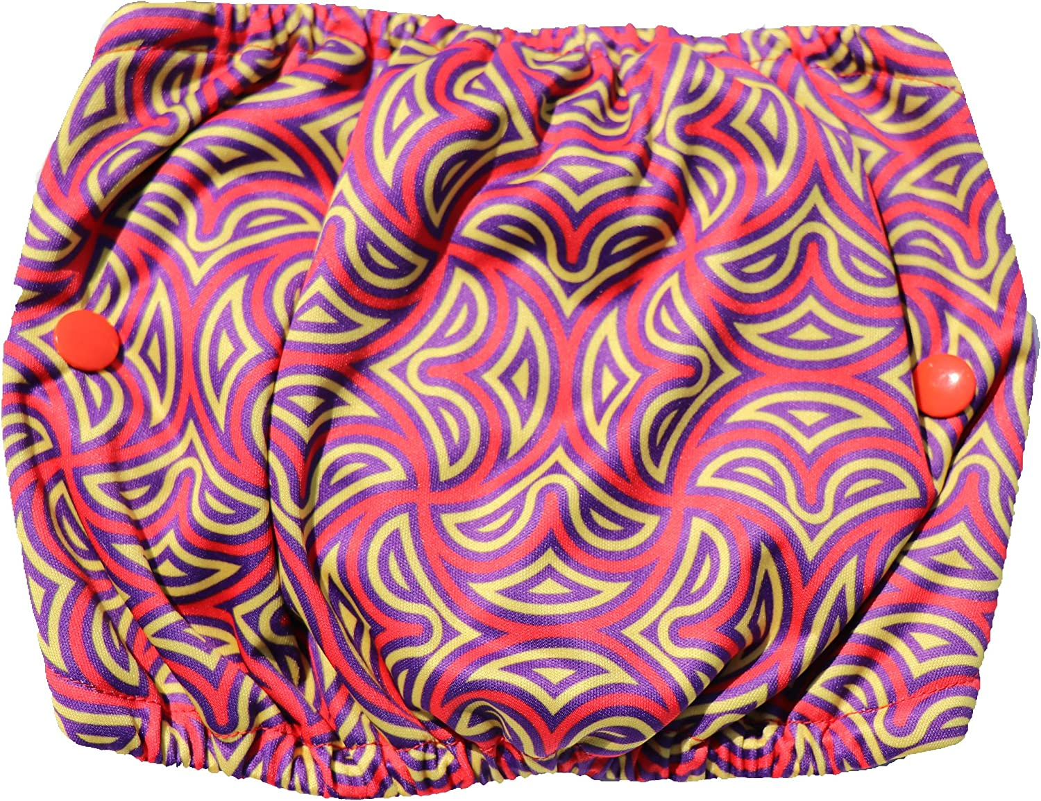 Glenndarcy Male Dog Belly Band Urine Incontinence Large Band only, Kaboom