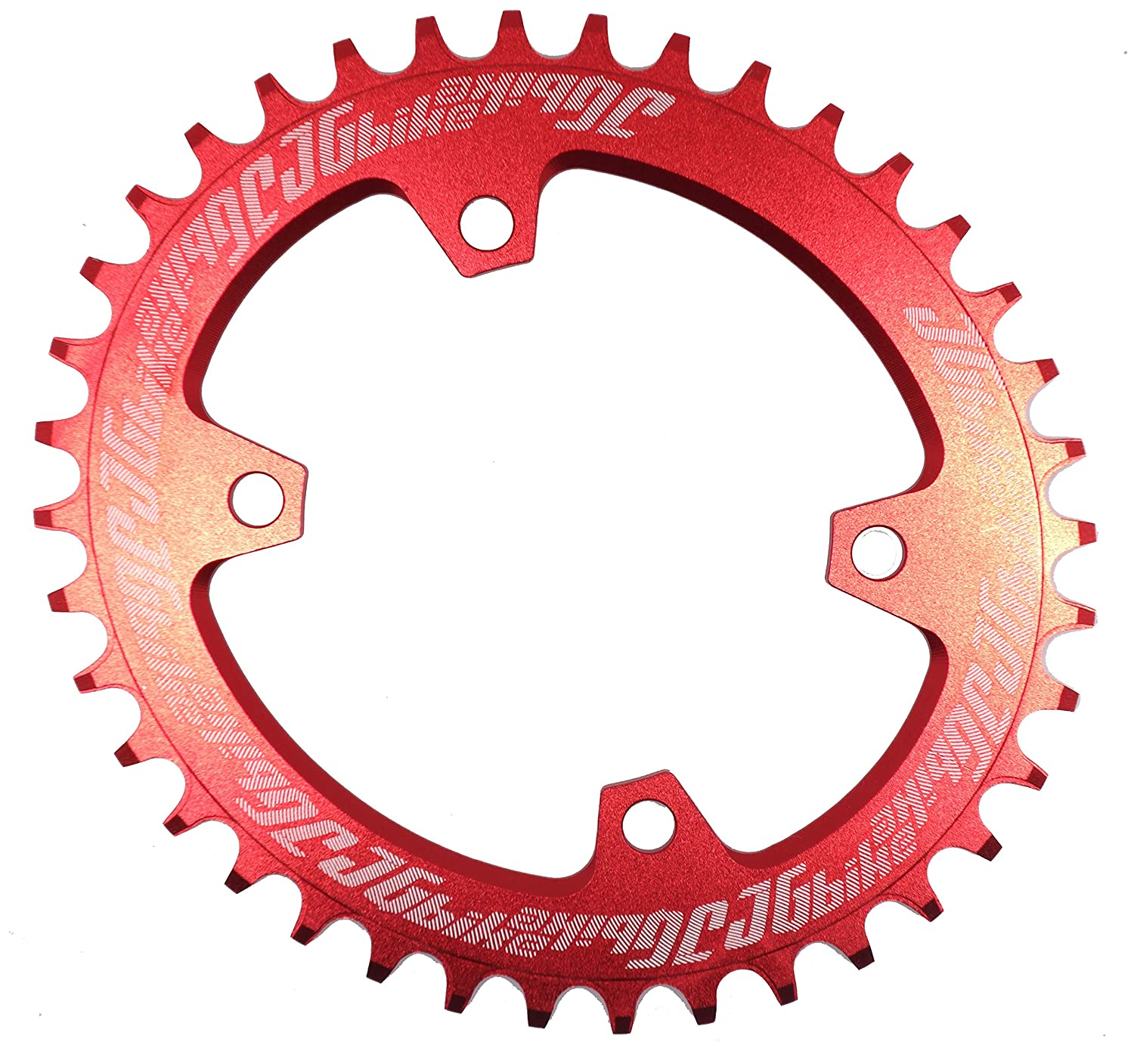 JGbike Elite Round Oval 96mm BCD 32T 34T 36T 38T Chainring for MTB Mountain Bike Bicycle for Shimano SLX XT XTR M6000 M7000 M8000 M9000 ONLY
