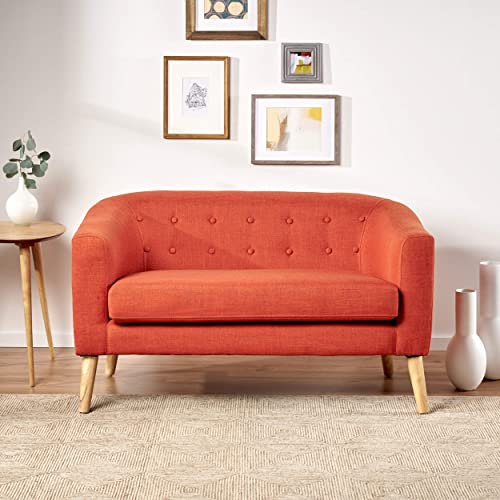 Reviewed: Christopher Knight Home Bridie Mid-Century Modern Loveseat