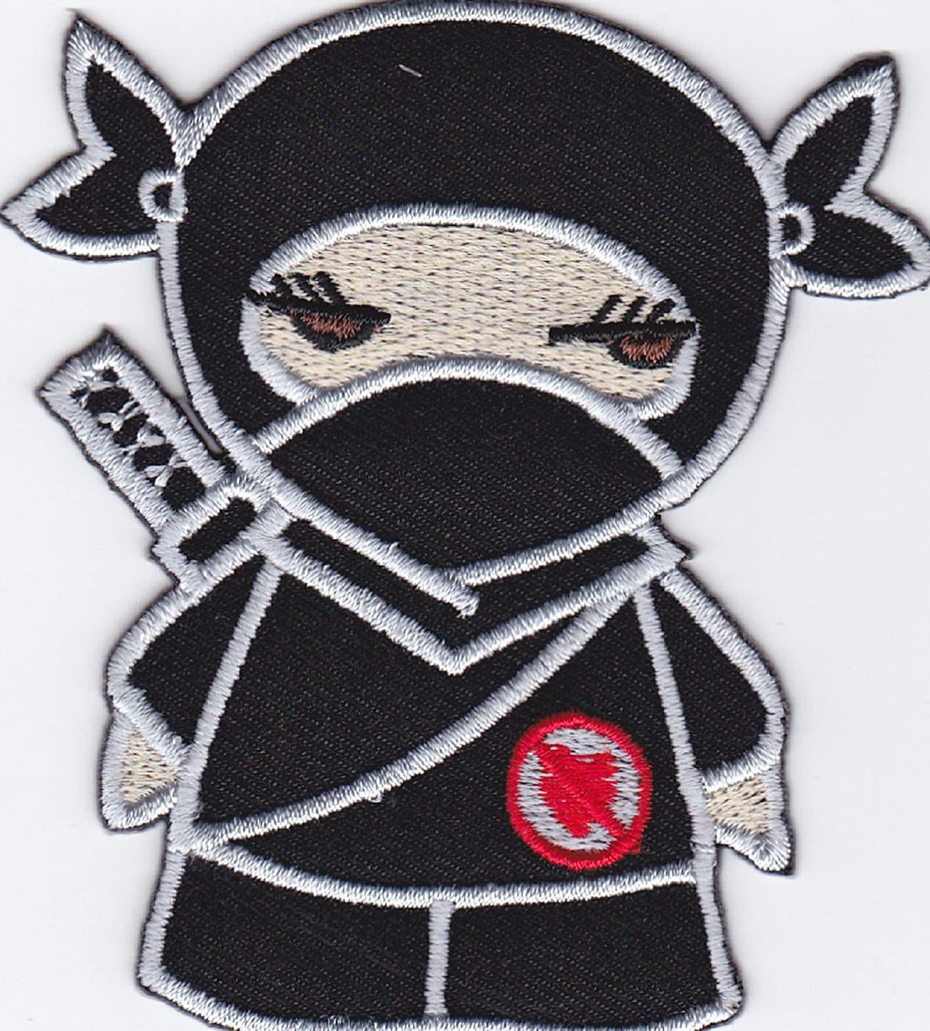 Amazon.com: Iron on Patch Sew on Embroidered Application ...
