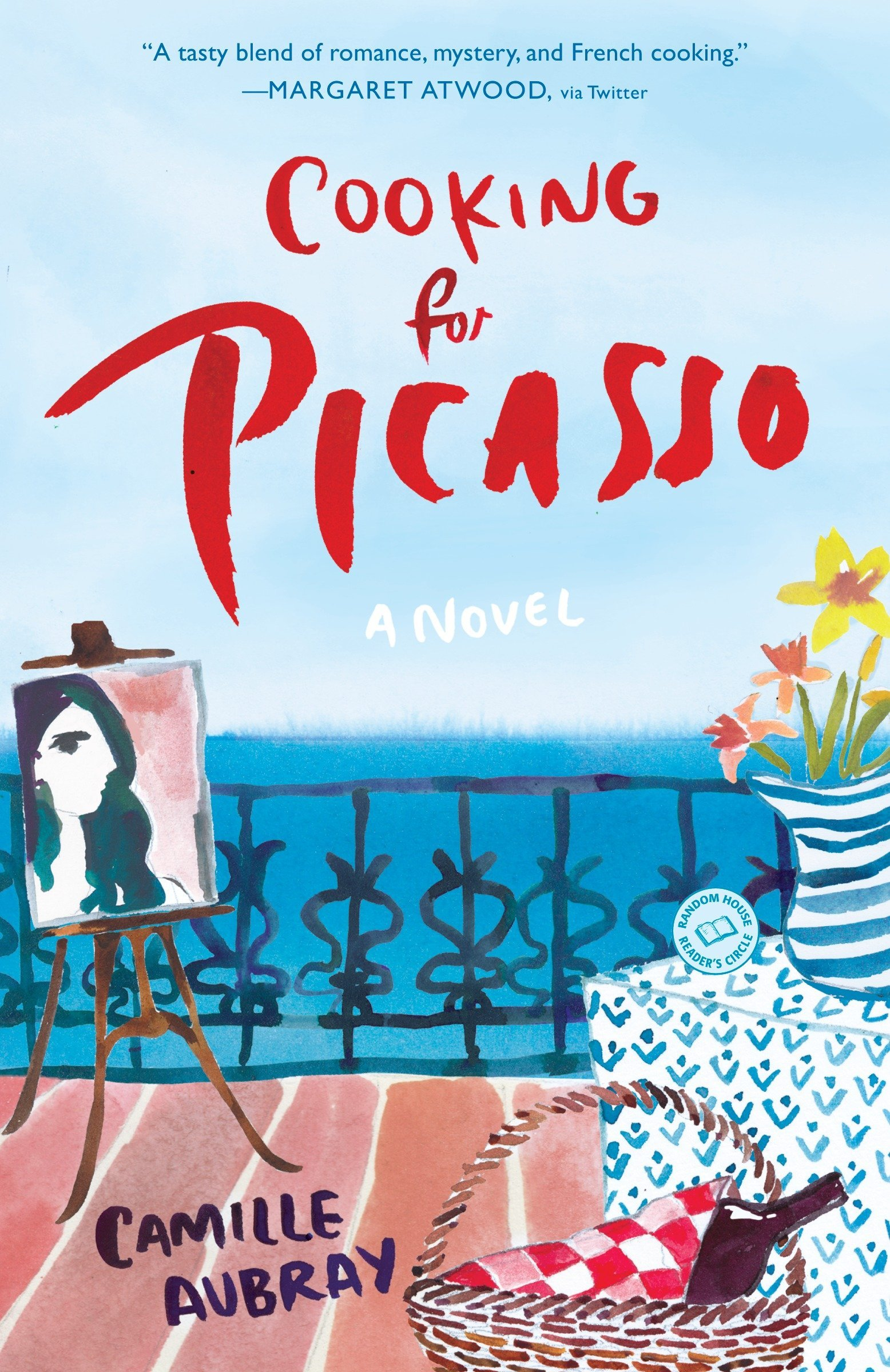 Amazon.com: Cooking for Picasso: A Novel (9780399177668): Camille ...