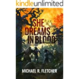 She Dreams in Blood (The Obsidian Path Book 2)