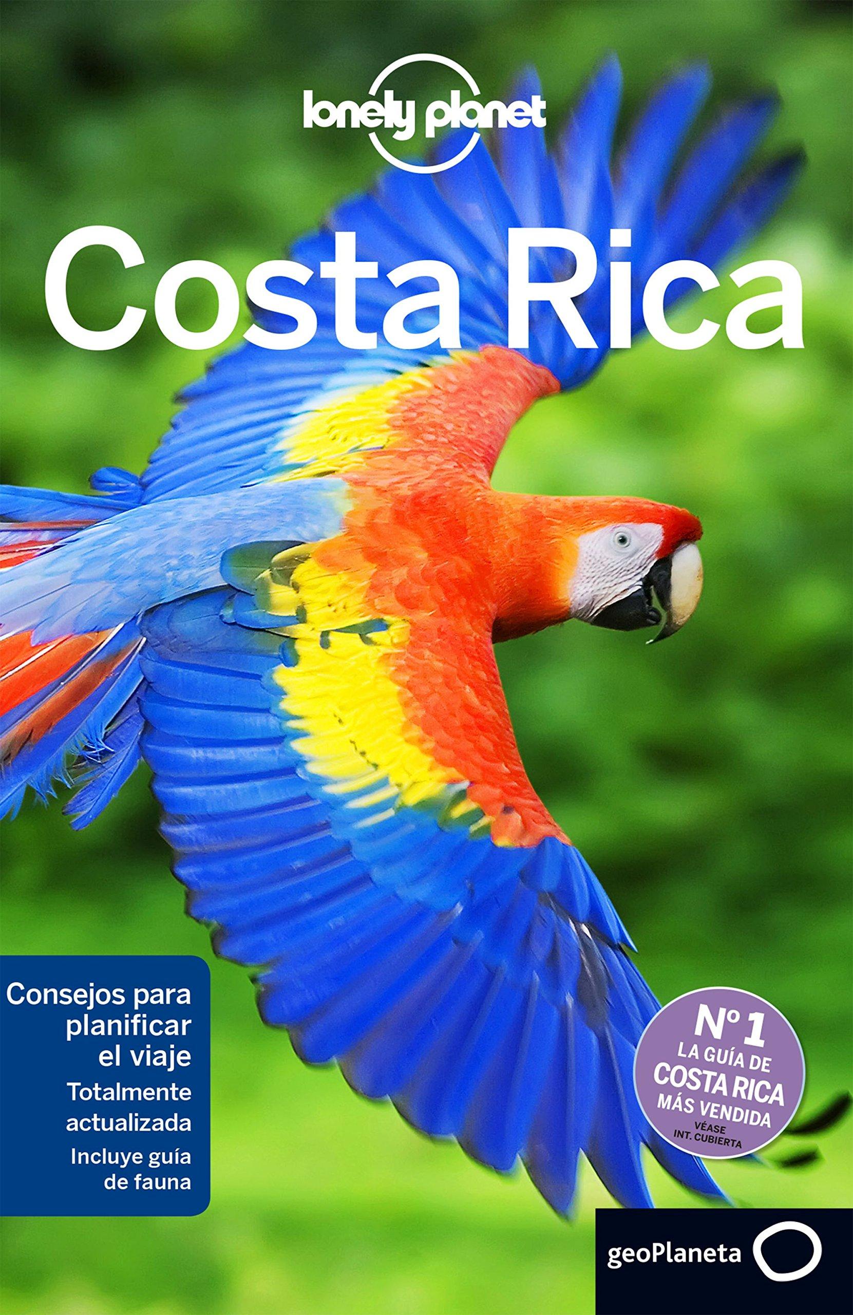 Costa Rica 7 Guías de País Lonely Planet Idioma Inglés: Amazon.es: Vorhees, Mara, Kaminski, Anna, Harrell, Ashley, García Ulldemolins, Raquel, Ramírez Casas, Sergi: Libros