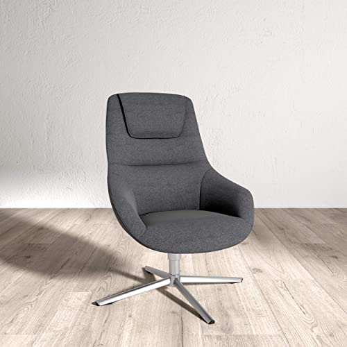 HON Basyx Pique Upholstered Accent Chair