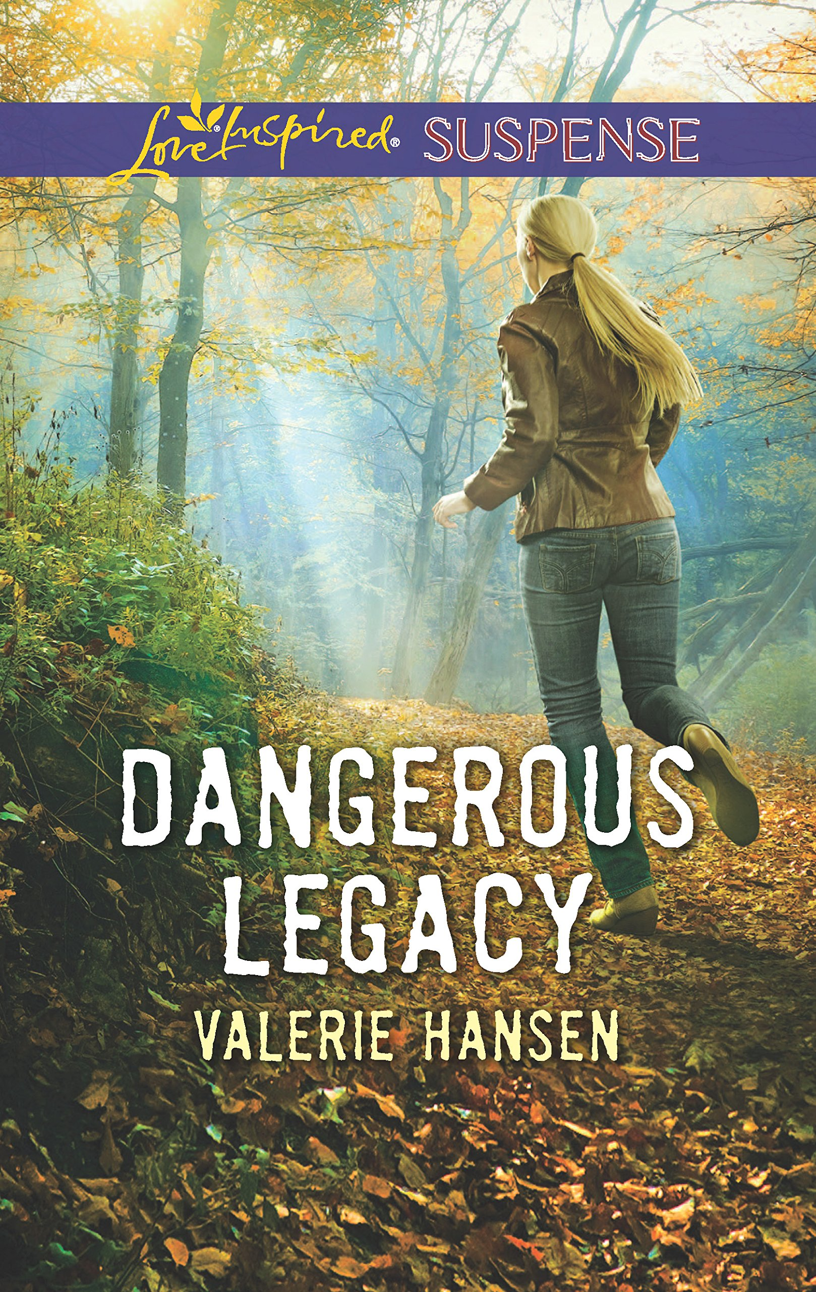 Dangerous Legacy (Love Inspired Suspense) pdf epub